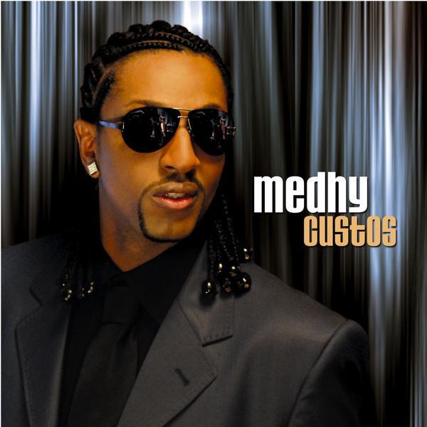 Medhy Custos 2ème album