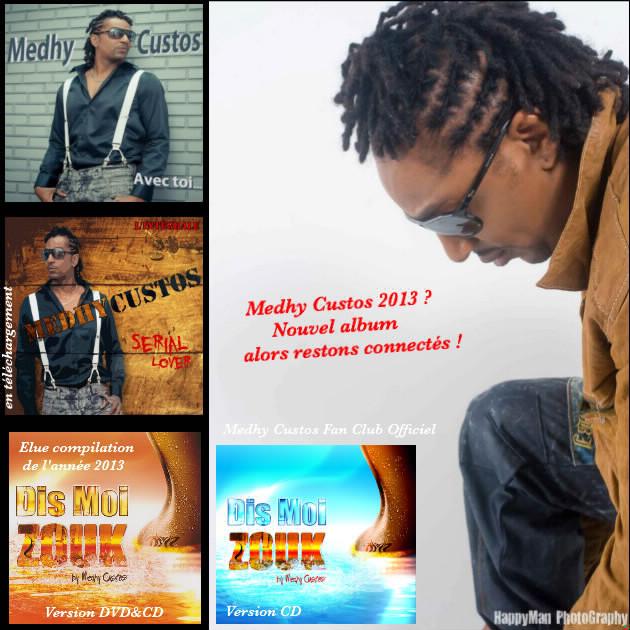 Medhy Custos 2013