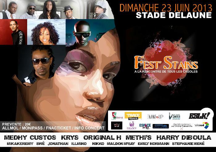 Fest`stains Estival 23 juin 2013